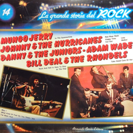 Various – Mungo Jerry / Johnny & The Hurricanes / Danny & The Juniors / Adam Wade / Bill Deal & The Rondells
