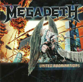 Megadeth ‎– United Abominations (CD)