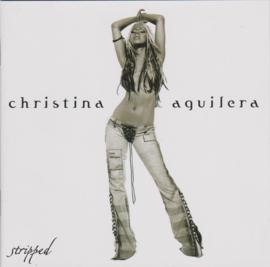 Christina Aguilera – Stripped (CD)