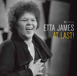 Etta James ‎– At Last! (LP)
