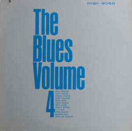 Various ‎– The Blues - Volume Four