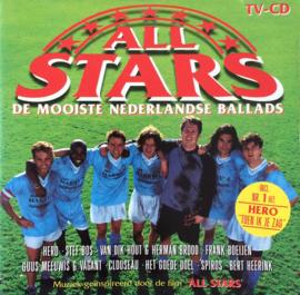 All Stars, De Mooiste Nederlandse Ballads (CD)