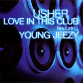 Usher Featuring Young Jeezy – Love In This Club (CD)
