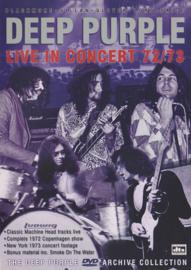 Deep Purple – Live In Concert 72/73 (DVD)