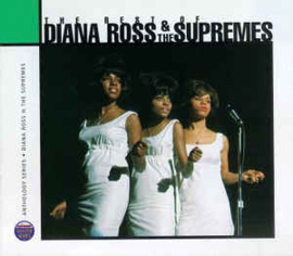 Diana Ross & The Supremes* ‎– The Best Of Diana Ross & The Supremes (CD)