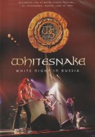 Whitesnake – White Night In Russia (DVD)