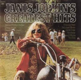 Janis Joplin – Janis Joplin's Greatest Hits (CD)