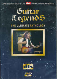 Various – Guitar Legends - The Ultimate Anthology (DVD)