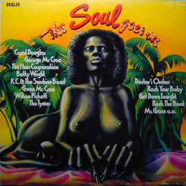 Various – The Soul Goes On