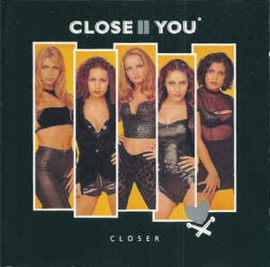 Close II You ‎– Closer (CD)