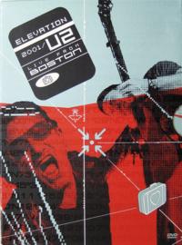 U2 – Elevation 2001: U2 Live From Boston (DVD)