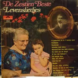 Various – De Zestien Beste Levensliedjes