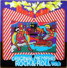Various – Original Memphis Rock & Roll Vol. 1
