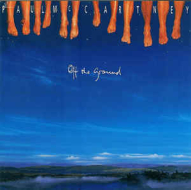 Paul McCartney ‎– Off The Ground (CD)