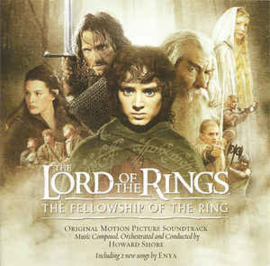 Howard Shore ‎– The Lord Of The Rings: The Fellowship Of The Ring (CD)