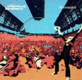Chemical Brothers ‎– Surrender (CD)