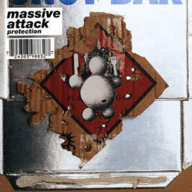 Massive Attack ‎– Protection (CD)