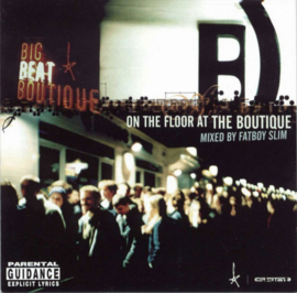 Fatboy Slim – On The Floor At The Boutique (CD)