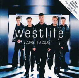 Westlife – Coast To Coast (CD)