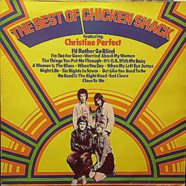 Chicken Shack Featuring Christine Perfect ‎– The Best Of Chicken Shack