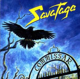 Savatage – Commissar (CD)