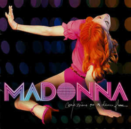 Madonna – Confessions On A Dance Floor (CD)