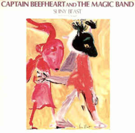 Captain Beefheart And The Magic Band ‎– Shiny Beast (Bat Chain Puller)