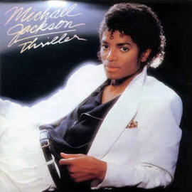Michael Jackson ‎– Thriller (CD)