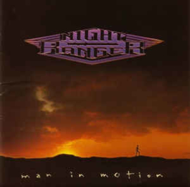 Night Ranger ‎– Man In Motion