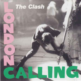 Clash ‎– London Calling (CD)