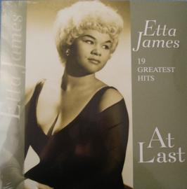 Etta James – 19 Greatest Hits At Last (LP)
