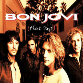 Bon Jovi ‎– These Days (CD)