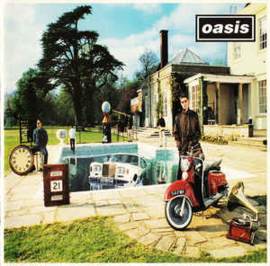 Oasis ‎– Be Here Now (CD)