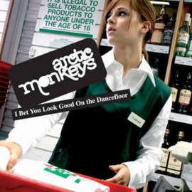 Arctic Monkeys ‎– I Bet You Look Good On The Dancefloor (CD)