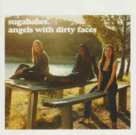 Sugababes ‎– Angels With Dirty Faces (CD)