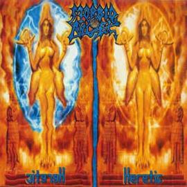 Morbid Angel – Heretic (CD)