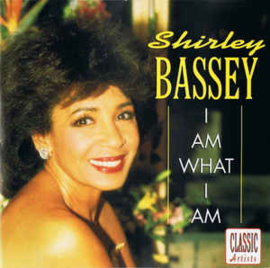 Shirley Bassey ‎– I Am What I Am (CD)