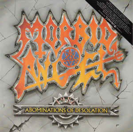 Morbid Angel – Abominations Of Desolation (CD)
