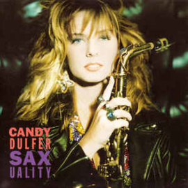 Candy Dulfer ‎– Saxuality (CD)