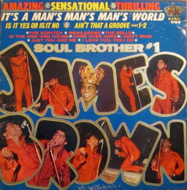 James Brown ‎– It's A Man's Man's Man's World