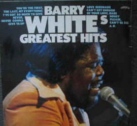 Barry White ‎– Barry White's Greatest Hits