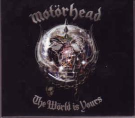 Motörhead – The Wörld Is Yours (CD)