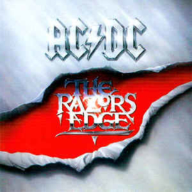 AC/DC ‎– The Razors Edge (CD)