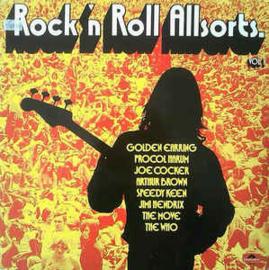 Various – Rock 'N Roll Allsorts. Vol 1