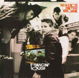 New Kids On The Block ‎– Hangin' Tough (CD)