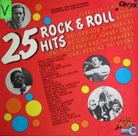 Various – 25 Rock & Roll Hits
