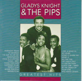 Gladys Knight & The Pips – Greatest Hits (CD)