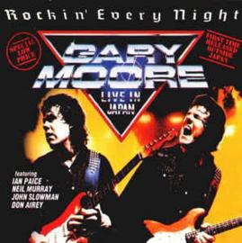 Gary Moore – Rockin' Every Night · Live In Japan (CD)