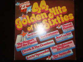 Various – 44 Golden Hits Of The Sixties