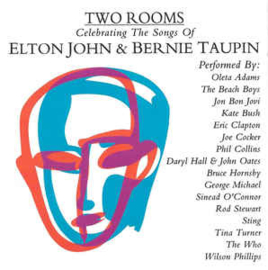 Various ‎– Two Rooms - Celebrating The Songs Of Elton John & Bernie Taupin (CD)